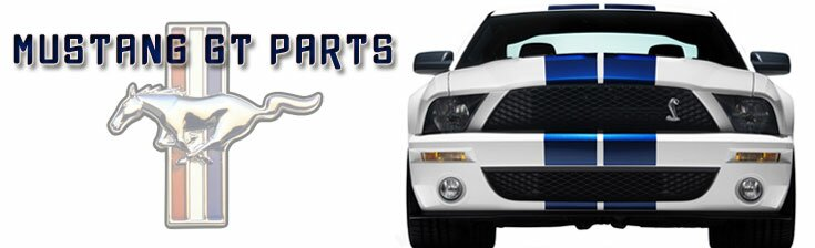 Performance Parts for The Ford Mustang GT